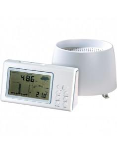 Pluviomètre thermostat electronique sans fil