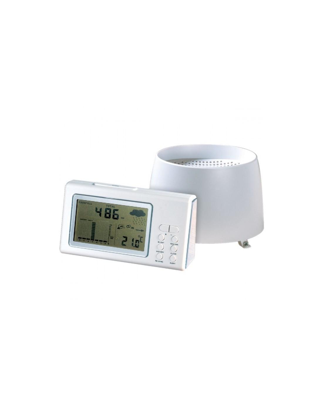 pluviom tre thermostat electronique sans fil brico. Black Bedroom Furniture Sets. Home Design Ideas