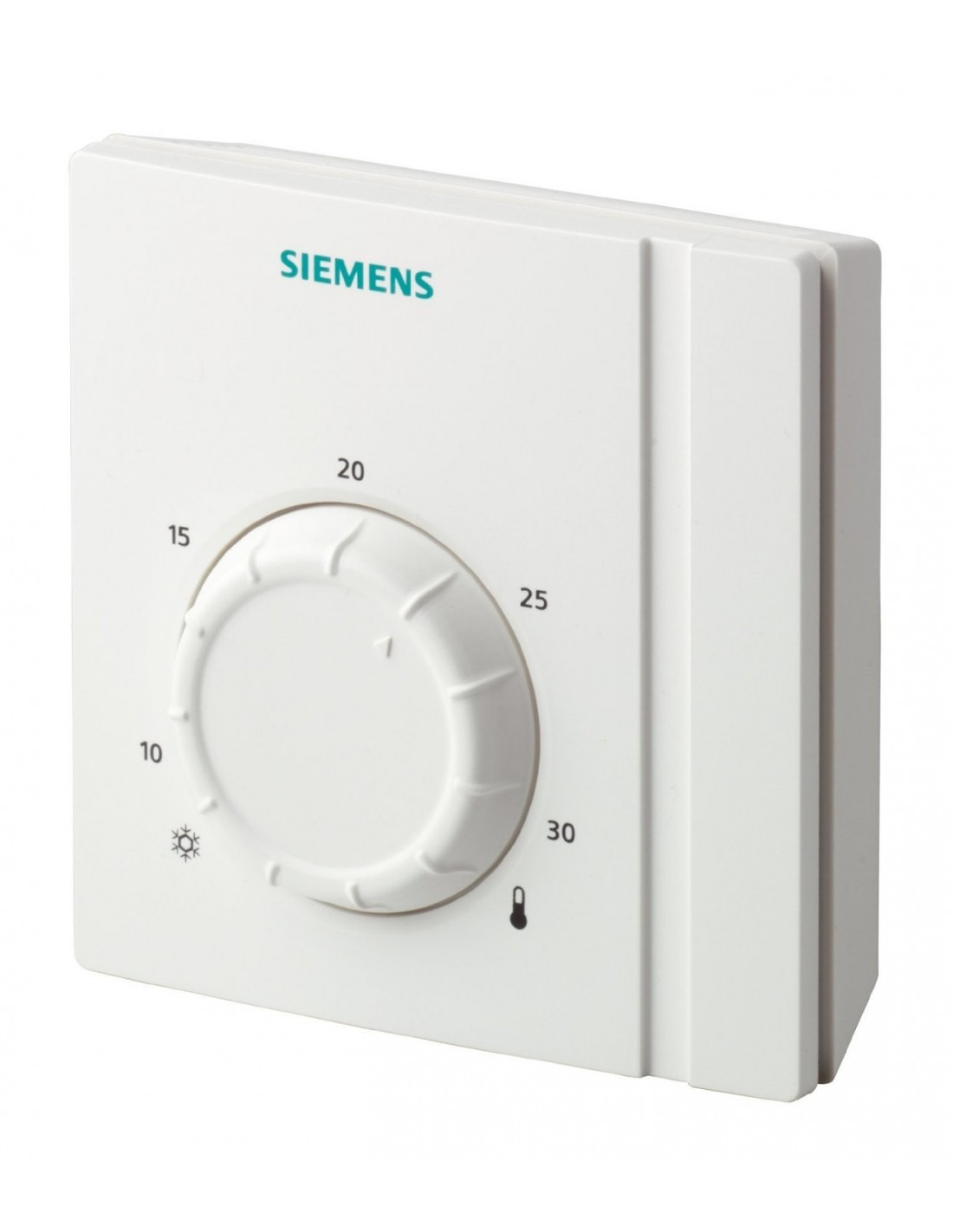 Thermostat d 39 ambiance raa siemens1 - Thermostat radiateur chauffage central ...