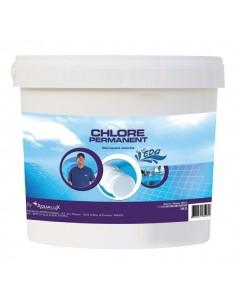 Chlore piscine permanent seau 5 kg