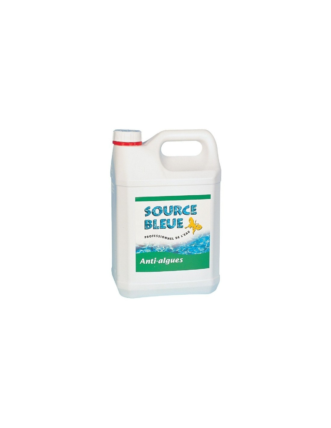 Anti algue pr ventif bidon 2 l for Anti algues piscine
