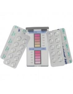 Trousse d'analyse piscine en pastille