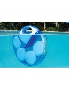 Dispenseur de chlore piscine