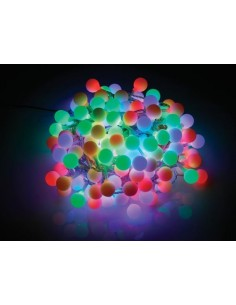 Guirlande led - colorée - 200 led - 21m