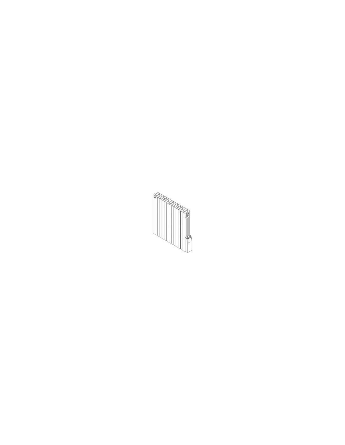 radiateur acova atoll 2000 w. Black Bedroom Furniture Sets. Home Design Ideas