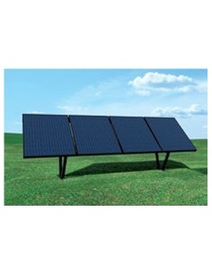 kit solaire 500 watts systovi auto consommation au sol. Black Bedroom Furniture Sets. Home Design Ideas