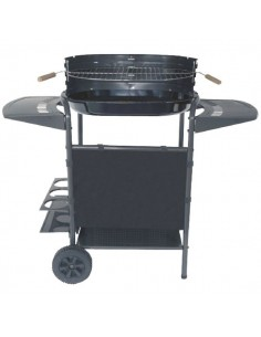 Barbecue charbon de bois eva luxe