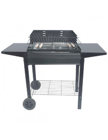 barbecue charbon de bois corsica. Black Bedroom Furniture Sets. Home Design Ideas