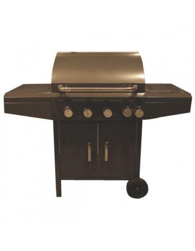 Barbecue gaz 5 brûleurs