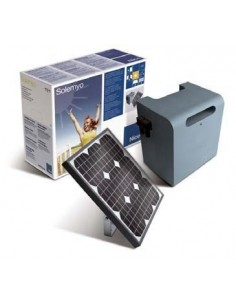 Kit alimentation solaire - NICE- SOLEMYO