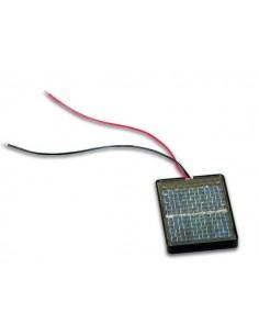 Cellules solaires encastrees (0.5v/400ma)