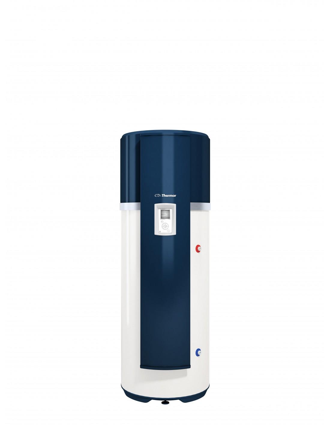 chauffe eau thermodynamique 270l a romax 4 thermor. Black Bedroom Furniture Sets. Home Design Ideas