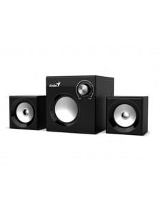 Genius - système de haut-parleurs 2.1 -  rms 8 w - sw-2.1 370