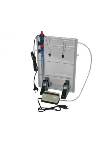 Graveuse verticale avec pompe et résistance - 2.5l