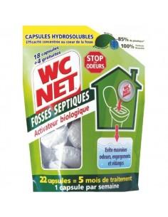 Fosses septiques-18 + 4 capsules