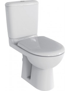 Pack WC complet Prima 6 Rimfree sortie horizontale ALLIA