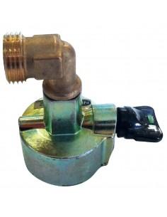 Vanne pour Butagaz Adaptateur valve Ø 27