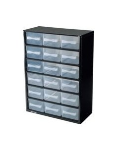 boite casier de rangement vis 4 malettes transportable. Black Bedroom Furniture Sets. Home Design Ideas