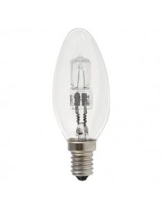 Lampe halogène flamme e14 puis. (w) 42 quantité 1 lumen 630