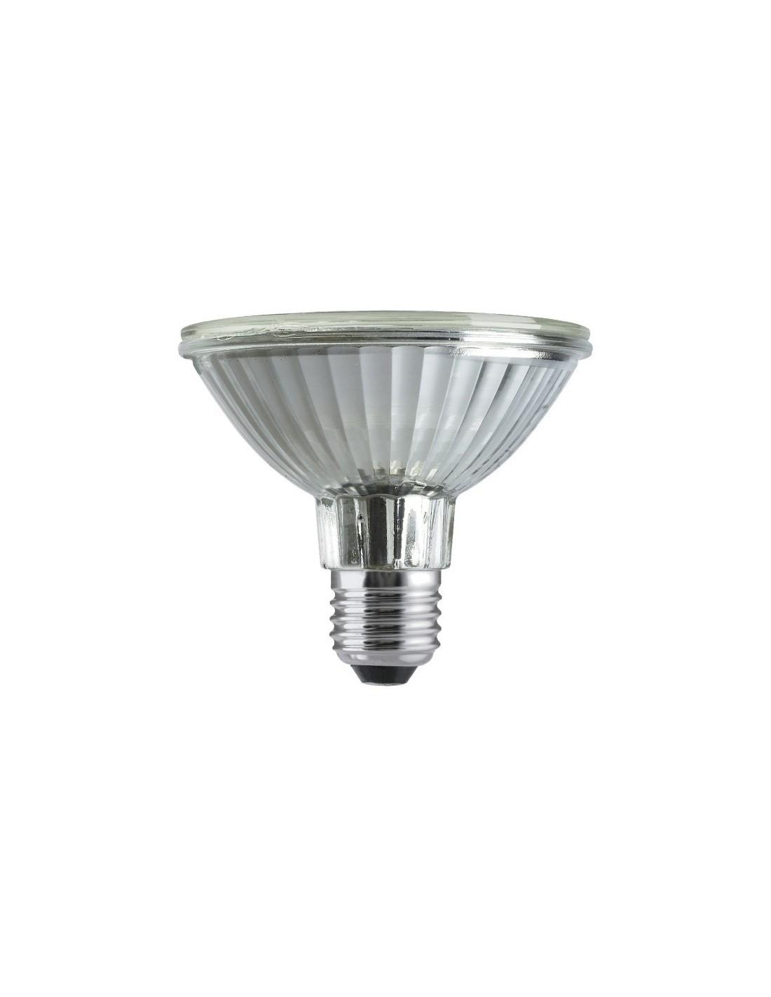 Lampe r flecteur halog ne e27 par 30 faisceau 30 puis w 75 pce 1 candela - Reflecteur solaire maison ...
