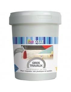 Colle revêtement de sol pot plastique 1  kg
