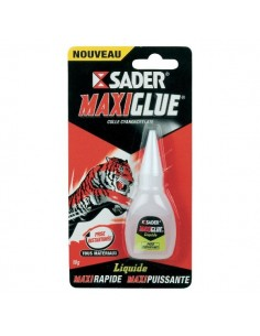 Colle maxi glue liquide flacon 10 g