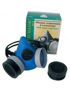 Demi-masque respiratoire à cartouche 1 demi-masque seul