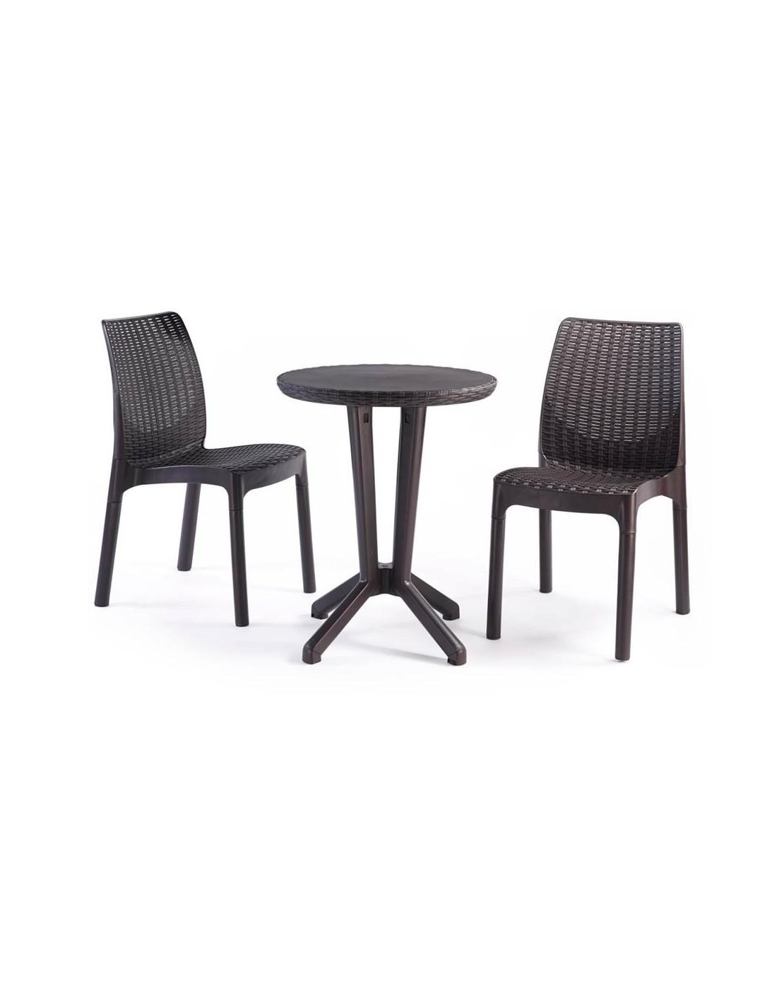 salon de jardin resine gris anthracite. Black Bedroom Furniture Sets. Home Design Ideas