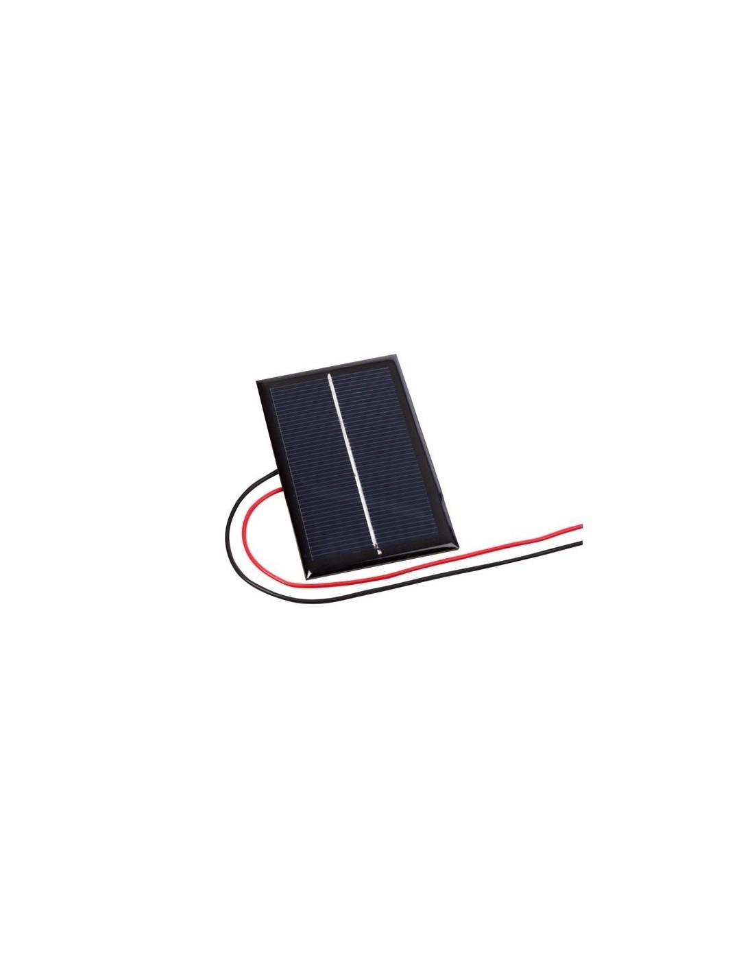petite cellule solaire 0 5 v 800 ma pour panneau solaire brico. Black Bedroom Furniture Sets. Home Design Ideas