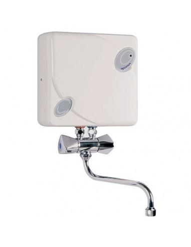 Chauffe eau instantane electrique optimus sur evier - Chauffe eau douche electrique instantane ...