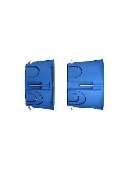 Boitier cloison sêche  diam 67, prof 40mm SCHNEIDER