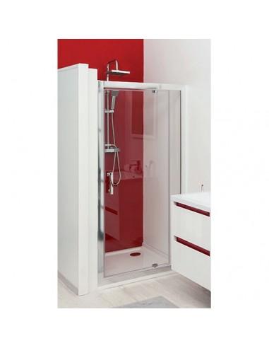 paroi de douche basti porte pivotante pour bac 120 cm. Black Bedroom Furniture Sets. Home Design Ideas