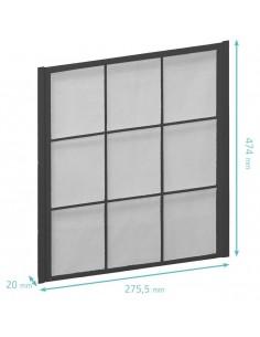 filtre pour chauffe-eau thermodynamique individuel sur air extrait AQUACOSY