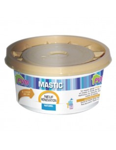 Mastic vitrier naturel 500 g