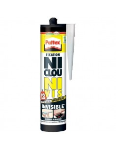 Ni clou ni vis invisible cartouche 310 ml