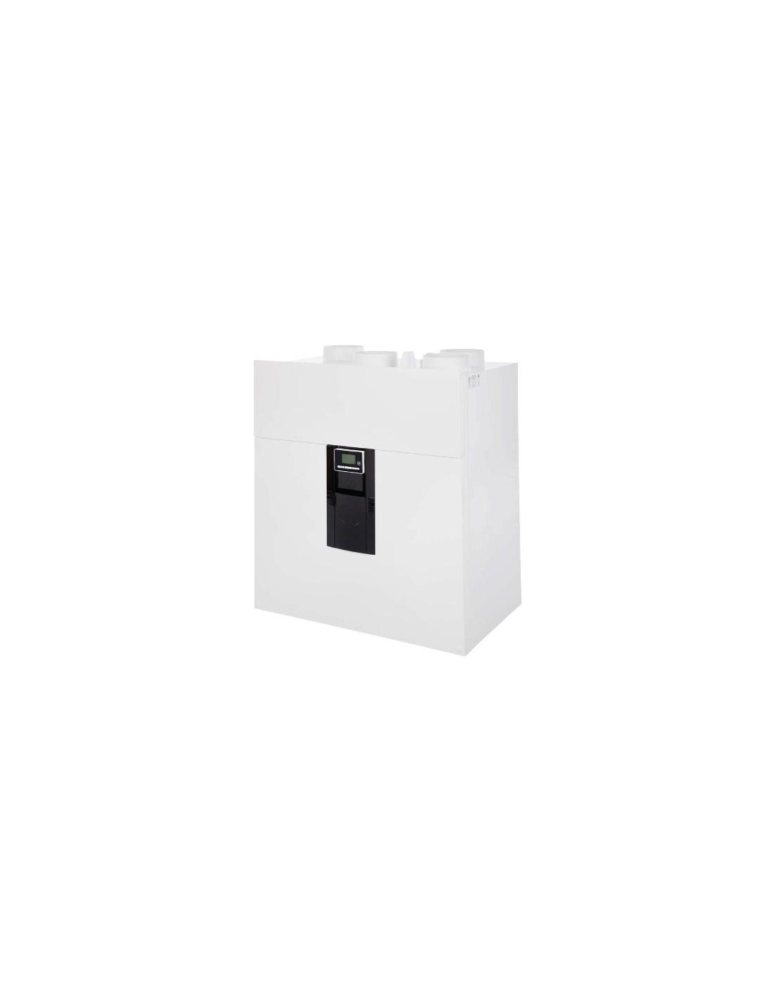 vmc double flux ideo hr eco watt. Black Bedroom Furniture Sets. Home Design Ideas
