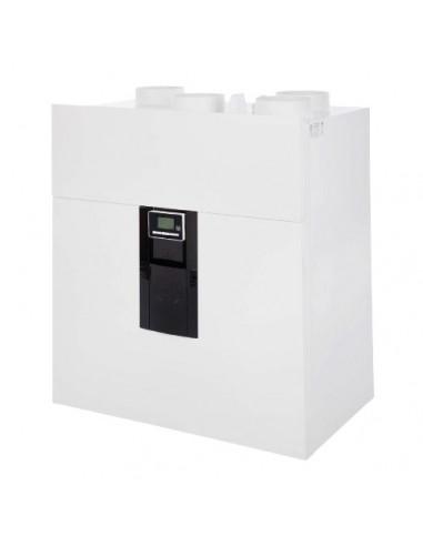 kit vmc double flux ideo 325 tr s haut rendement ecowatt radio avec kit accessoires unelvent. Black Bedroom Furniture Sets. Home Design Ideas