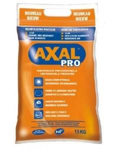 1 palette de 66 sacs de sel pour adoucisseur d'eau 15kgs axal pro