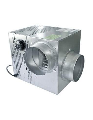Caisson r cup rateur de chaleur 500m3 h - Recuperateur de chaleur pour cheminee ...