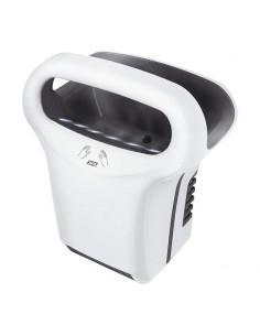 Sêche-mains exp'air blanc pro , JVD electrique air pulsé ultra rapide