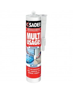 Mastic multi-usages blanc