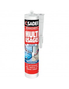 Mastic multi-usages translucide