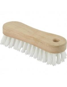 Brosse à laver monture bois nylon 20 mm