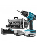 Perceuse visseuse 14,4 V Li-Ion MAKITA