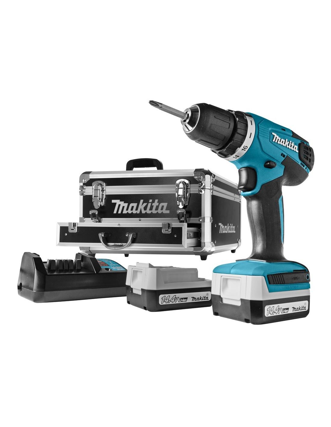 La perceuse visseuse makita df 347 dwex 3 est id ale pour - Batterie visseuse makita 14 4 v ...