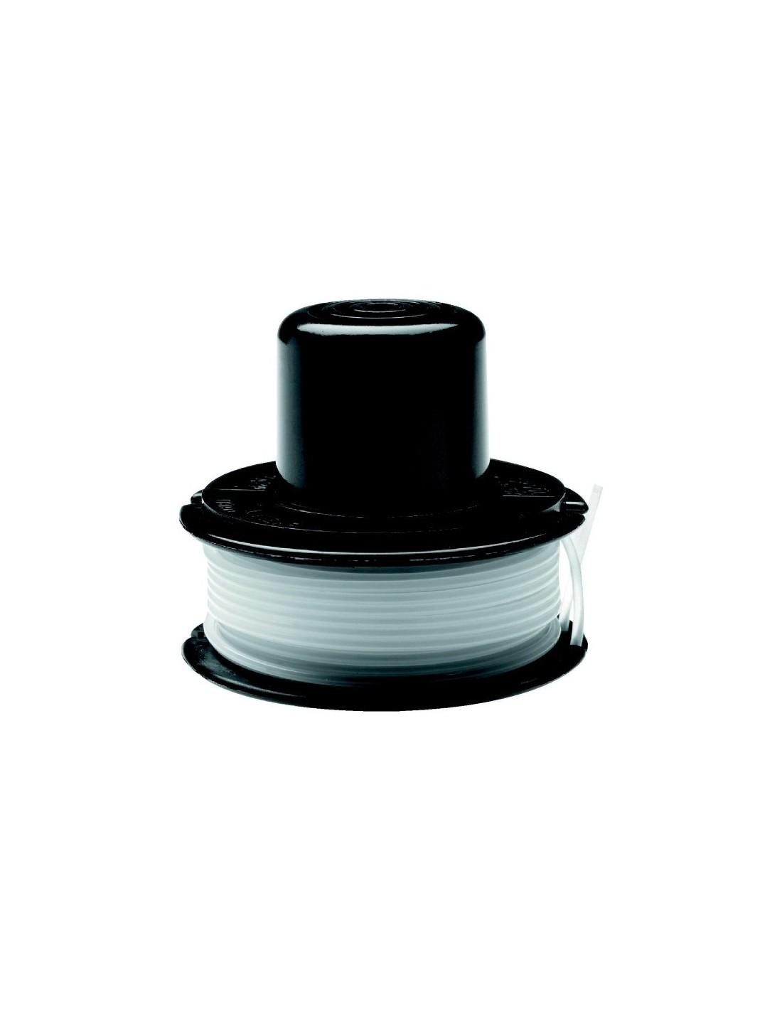 Bobine pour coupe bordures a 6226 6 m bobine pour coupe - Pieces detachees pour coupe bordure black et decker ...