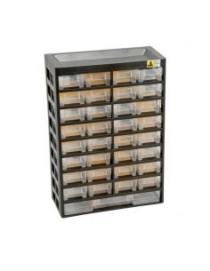 Casier 33 tiroirs à vis VARIOPLUS BASIC 44