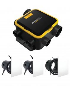 Kit EasyHOME Auto COMPACT + Grilles de ventilation ColorLINE