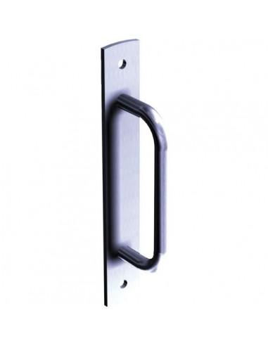 accessoire pour portail vg poign e sur platine 1297 265 mm. Black Bedroom Furniture Sets. Home Design Ideas