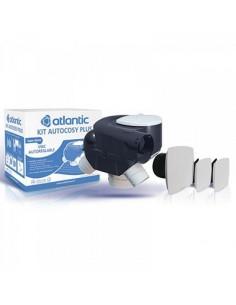 Kit vmc autocosy plus - simple flux - 412318 - atlantic